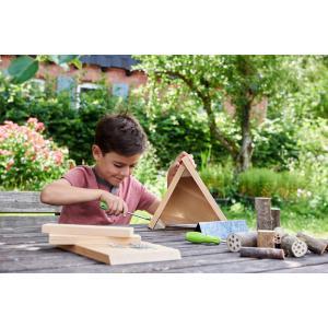Haba - 304543 - Terra Kids Kit d'assemblage Hôtel pour insectes (407214)