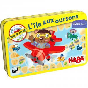 Haba - 304660 - L'île aux oursons (407324)