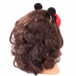 Gotz - 1992157 - Signature Edition - Ladybug, 68-pièces cheveux brun foncé (408356)
