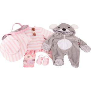 Gotz - 3403040 - Ensemble Cookie all year pour bébés de 48cm (408428)
