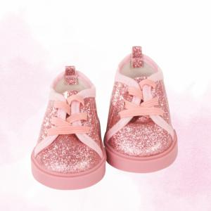 Gotz - 3403045 - glitter sneaker Lollipop pour poupées de 42-46cm, 45-50cm (408430)