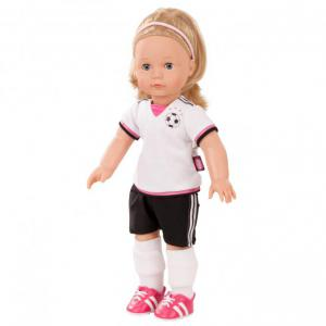 Gotz - 3403054 - Ensemble Soccer Girls pour poupées de 45-50cm (408448)