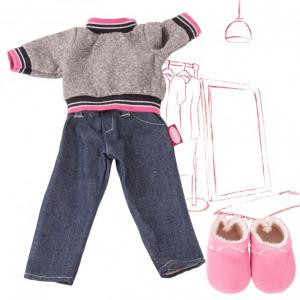 Gotz - 3403055 - Ensemble Comfy in Style pour poupées de 45-50cm (408450)