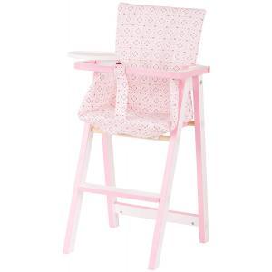 Gotz - 3403073 - Chaise haute bébé, Jasper (408476)