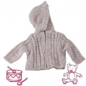 Gotz - 3403075 - Cardigan, Maus pour bébés de 48cm (408480)