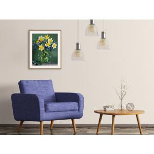 Schipper - 609130789 - Peinture aux numeros - Bouquet printanier 40x50cm (408514)