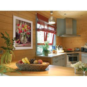 Schipper - 609130790 - Peinture aux numeros - Un message du jardin paysan 40x50cm (408516)