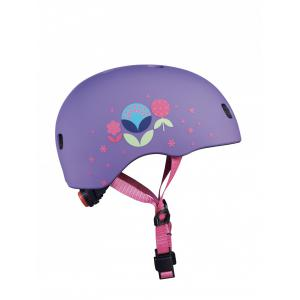 Micro - AC2085 - Casque Fleurs - Nouvelle gamme - boucle magnétique / lumière LED intégrée - Taille M       !! NOUVEAU !! (408578)