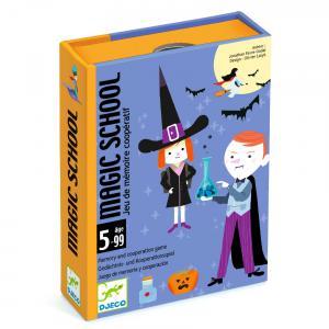 Djeco - DJ05144 - Jeu de cartes Magic School (408744)
