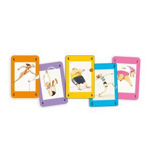 Djeco - DJ05172 - Jeu de cartes Athletic games (408746)