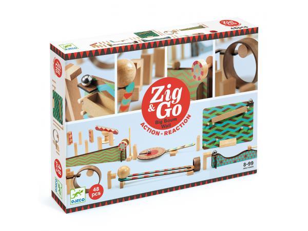 Zig et go - zig et go - 5644 - 48 pièces