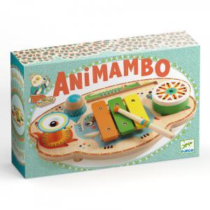 Djeco - DJ06027 - Animambo -  Carnaval musical (408766)