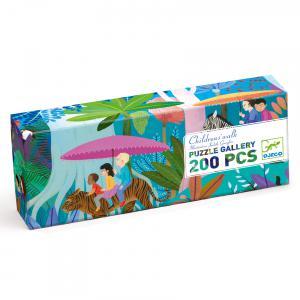 Djeco - DJ07607 - Puzzle Gallery Children's walk - 200 pièces (408848)
