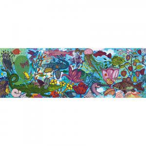 Djeco - DJ07646 - Puzzle Gallery Land and Sea - 1000 pièces (408852)