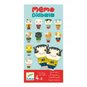 Djeco - DJ08457 - Jeux -  Memo Diabolo (408866)