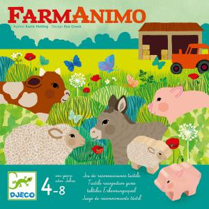 Djeco - DJ08483 - Jeux -  FarmAnimo (408868)