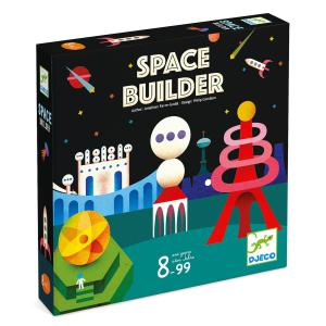 Djeco - DJ08546 - Jeux -  Space builder (408872)