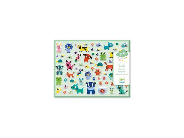 Stickers des petits - mes petits amis