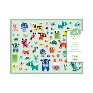 Djeco - DJ09079 - Stickers des petits - Mes petits amis (408968)