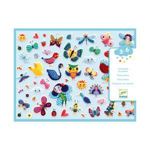 Djeco - DJ09083 - Stickers des petits - Petites ailes (408970)