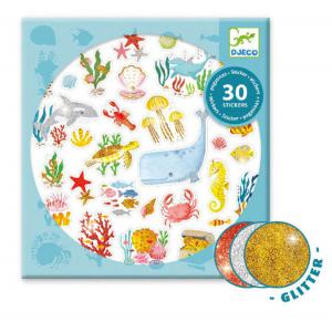 Djeco - DJ09261 - Stickers - Aqua dream (408986)