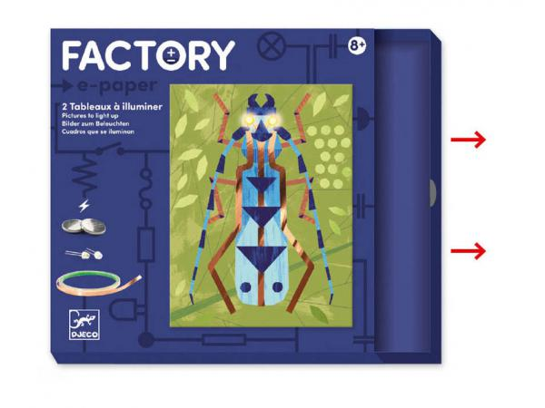 Factory - e-paper - insectarium