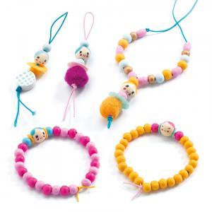 Djeco - DJ09819 - Perles et bijoux - Perles et puces (409086)