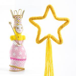 Djeco - DJ09834 - Laine - Tricotin - Princesse (409088)