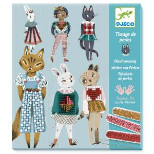 Djeco - DJ09843 - Broderie - Les minettes (409094)