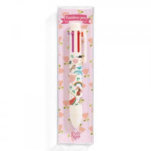 Djeco - DD03762 - Rainbow pen - Tinou (409146)