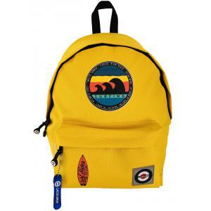 Lacocarde - GM-JAUNE-SURF - Sac à dos grand modèle jaune surf (409284)
