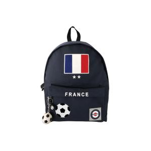 Lacocarde - GM-DARKBLUE-FOOTBALL - Sac à dos grand modèle bleu marine - Football (409302)