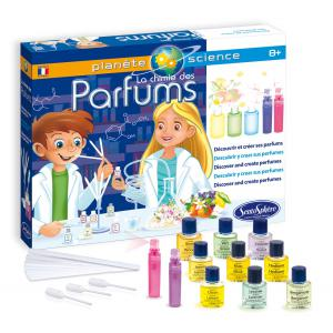 Sentosphère - 2832 - La chimie des parfums (409468)