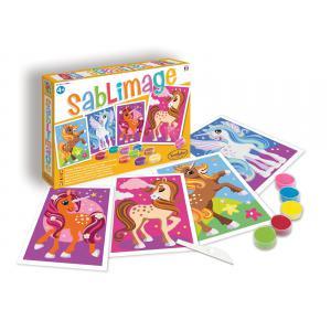 Sentosphère - 8812 - Sablimage licornes (409516)