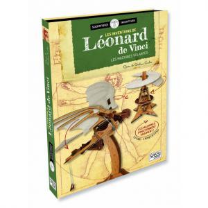 Sassi - 9726 - Les inventions de Léonard (409528)