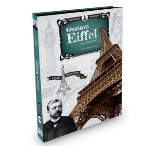 Sassi - 605445 - Scientifiques et inventeurs - Gustave Eiffel - âge conseillé : 6 ans (409530)