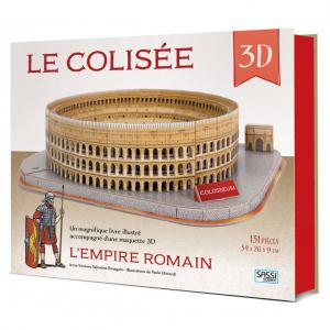 Sassi - 607364 - L'empire romain. Le colisée 3d (409534)