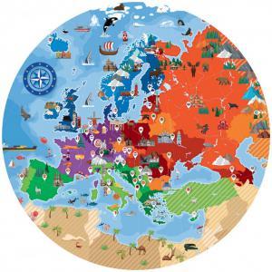 Sassi - 609757 - Voyage, découvre, explore - l'Europe - âge conseillé : 6 ans (409546)