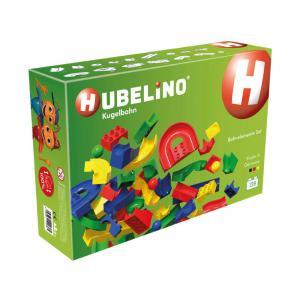 Hubelino - HU18006 - Toboggan compatible Duplo - 128 Pièces Toboggans Seuls (409580)
