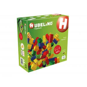 Hubelino - HU18013 - Toboggan compatible Duplo - Briques Multicolores 102 Pièces (409602)