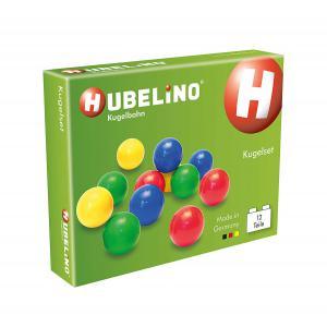 Hubelino - HU18014 - Toboggan compatible Duplo - Billes 12 Pièces (409604)