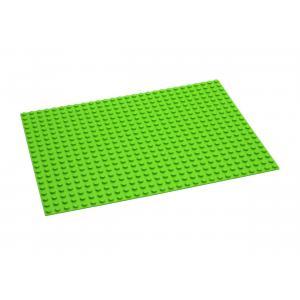 Hubelino - HU18015 - Toboggan compatible Duplo - Grande Plaque Verte 560 picots (409606)