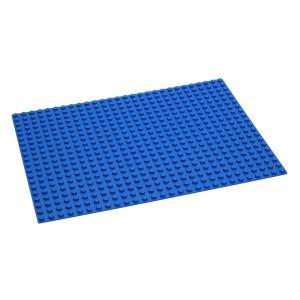Hubelino - HU18016 - Toboggan compatible Duplo - Grande Plaque Bleue 560 picots (409608)