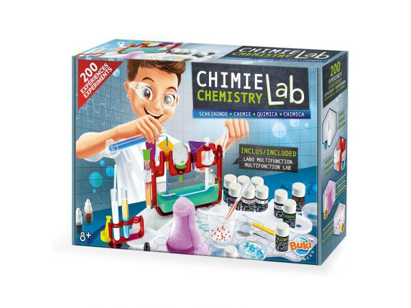 Science lab chimie