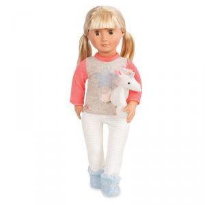 Our Generation - BD30311Z - Tenue classique - Pyjama licorne (409908)