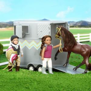 Lori - LO37020Z - Remorque chevaux (410060)