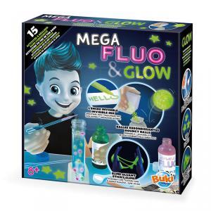 Buki - 2162 - Mega Fluo & Glow (410330)
