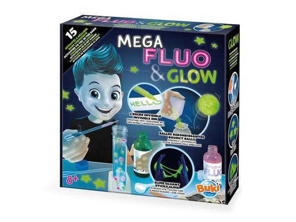Mega fluo et glow