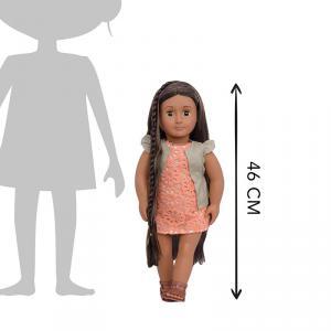 Our Generation - BD31118Z - Poupée Cheveux 46cm - Flora (410364)