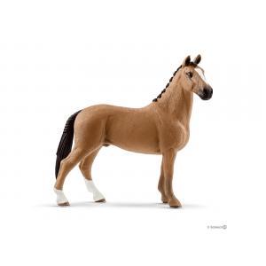 Schleich - bu003 - Figurines de chevaux Hanovre (hongre, jument Pinto, jument hanovre) (410412)